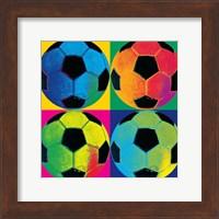 Ball Four-Soccer Fine-Art Print