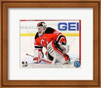 Martin Brodeur Hockey Goaltending Fine-Art Print