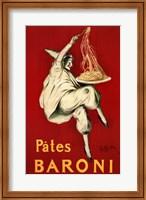 Pates Baroni, 1921 Fine-Art Print