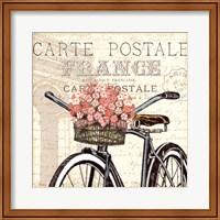 Paris Ride II Fine-Art Print