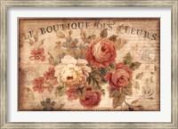 Parisian Flowers III Fine-Art Print