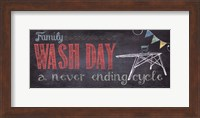 Wash Day Fine-Art Print