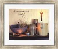 The Most Important Things Fine-Art Print