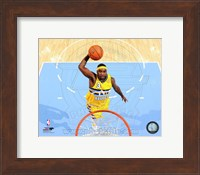 Ty Lawson 2013-14 Action Fine-Art Print