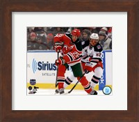 Patrik Elias 2014 NHL Stadium Series Action Fine-Art Print