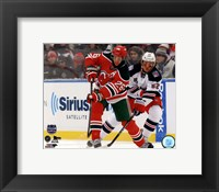 Patrik Elias 2014 NHL Stadium Series Action Fine-Art Print
