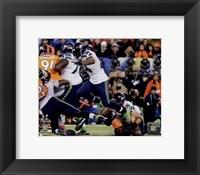 Marshawn Lynch Super Bowl XLVIII Action Fine-Art Print