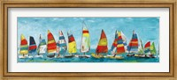 Sailing Away Fine-Art Print