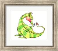 A Gift for You - Dragon 3 Fine-Art Print