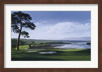 Golf Course 1 Fine-Art Print