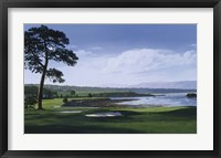 Golf Course 1 Fine-Art Print