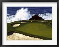Golf Course 2 Fine-Art Print