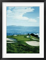 Golf Course 5 Fine-Art Print