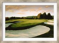 Golf Course  8 Fine-Art Print