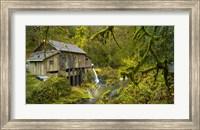 Cedar Creek Grist Mill Fine-Art Print