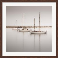 Four Boats Fine-Art Print