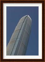 Two International Finance Centre, Central District, Hong Kong Island, Hong Kong Fine-Art Print
