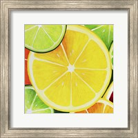 Sliced Lemon Fine-Art Print