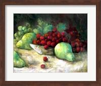 Abundance Still Life I Fine-Art Print