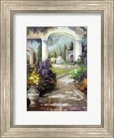 The Courtyard Fine-Art Print