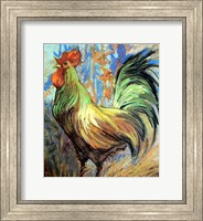 The Gentleman Rooster Fine-Art Print