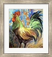 The Gentleman Rooster Fine-Art Print