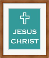 Jesus Christ Cross Fine-Art Print