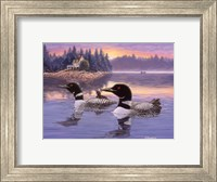 Loon Lake Fine-Art Print