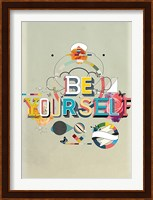 Be Yourself Fine-Art Print