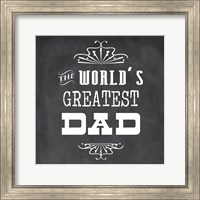 The World's Greatest Dad II Fine-Art Print