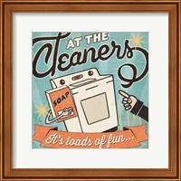 The Cleaners II Fine-Art Print
