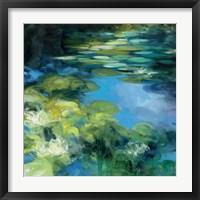 Water Lilies II Fine-Art Print