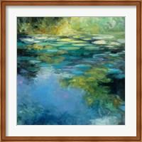 Water Lilies III Fine-Art Print
