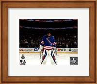 Henrik Lundqvist Game 4 of 2014 Stanley Cup Final Fine-Art Print