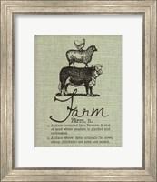 Farm Fine-Art Print