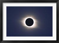 Total eclipse of Sun Fine-Art Print