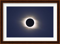 Total eclipse of Sun Fine-Art Print