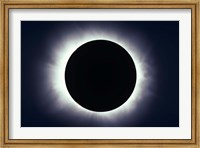 Total solar eclipse taken near Carberry, Manitoba, Canada Fine-Art Print