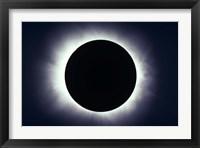 Total solar eclipse taken near Carberry, Manitoba, Canada Fine-Art Print