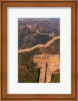 Great Wall at Sunset, Jinshanling, China Fine-Art Print