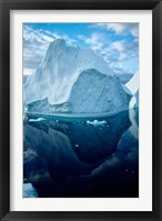 Icebergs and seascapes, Antarctica Fine-Art Print