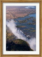 Victoria Falls, Zambesi River, Zambia Fine-Art Print