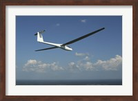 ARolladen-Schneider LS4 glider over Herrljunga, Sweden Fine-Art Print