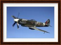Supermarine Spitfire Mk XVIII fighter warbird Fine-Art Print