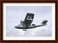 PBY Catalina vintage flying boat Fine-Art Print