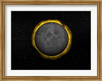Total eclipse of the Sun Fine-Art Print