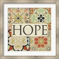 Spice Santorini II - Hope Fine-Art Print
