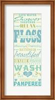 Wash Up IV Fine-Art Print