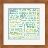 Wash Up V Fine-Art Print