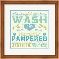 Wash Up VI Fine-Art Print